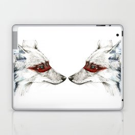 Twin Coyotes Laptop & iPad Skin