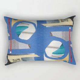 Collage Exp. 3 Rectangular Pillow