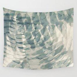 FERN PATTERN Wall Tapestry
