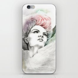Fallen Faery iPhone Skin
