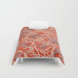 Spaghetti & Meatballs Comforters