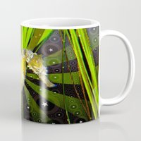seahorse Mugs featuring seahorse by ADH Graphic Design