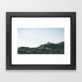 The Observatory Framed Art Print