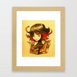 KLK Framed Art Print