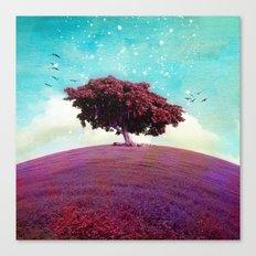 SUMMER HILL Canvas Print