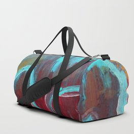 The Renosaurus Duffle Bag