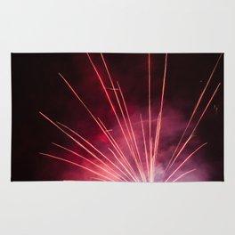 Firework Rug