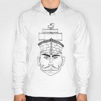 gentleman Hoodies featuring Gentleman  by Brandon Harmon Design