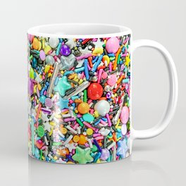 Rainbow Sprinkles - cupcake toppings galore Coffee Mug
