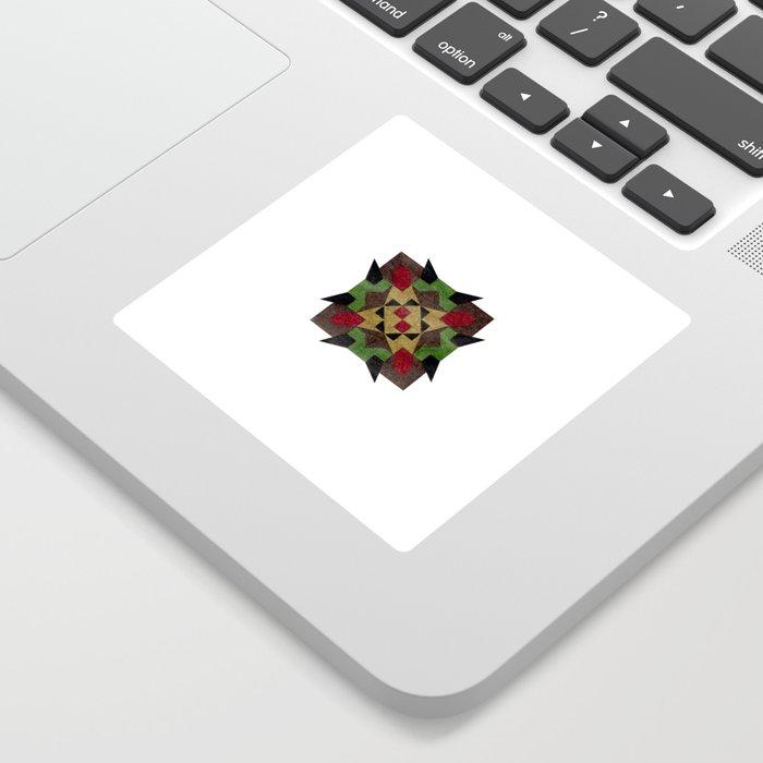 untitled star Sticker