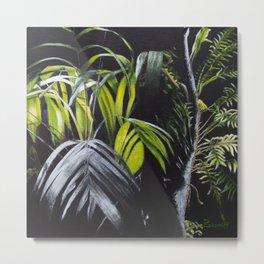 Sensitive Rainforest Metal Print