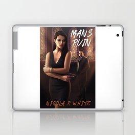 Man's Ruin - Pulp Cover Variant Laptop & iPad Skin