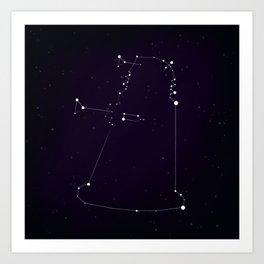 I see Daleks in Stars Art Print