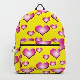 herzen collage Backpack