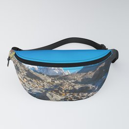 Hiking to Laguna Torre, Patagonia, Argentina 2 Fanny Pack