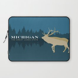 Michigan - Redesigning The States Series Laptop Sleeve