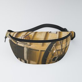 Wagon Wheel and the Olden Days Fanny Pack
