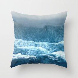 Coast 11 Throw Pillow
