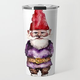 Alfred the Gnome Travel Mug
