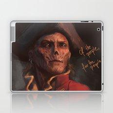 Hancock Laptop & iPad Skin