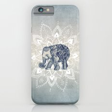 Elephant  Mandala iPhone 6s Slim Case