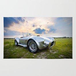 Sky's the Limit - Classic 1965 Shelby Cobra  Rug