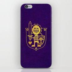 Castle Mama Crest iPhone & iPod Skin