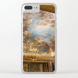 Versailles Clear iPhone Case