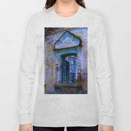 Window The Ensemble of the Monastery of Deposition of the Robe (16th - 20th centuries) Long Sleeve T-shirt