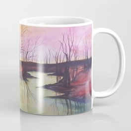 154, watercolor Coffee Mug