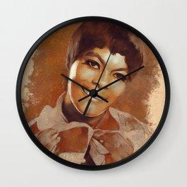Dionne Warwick, Music Legend Wall Clock