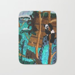 Into the Forest Bath Mat