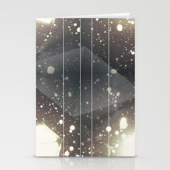 Light Space Stationery Cards