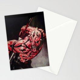 Darth Maul Stationery Cards