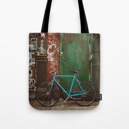 East Village III Tote Bag