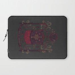 Born in Blood Laptop Sleeve
