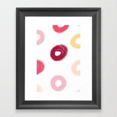 Pattern 4563 Framed Art Print