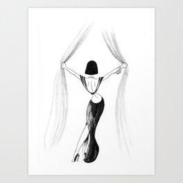 Et Voila! Art Print