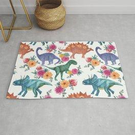 dinosaurs pattern Rug