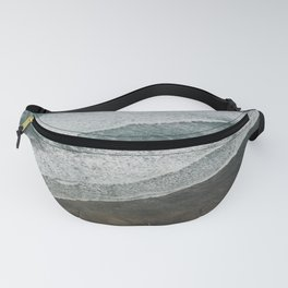 Waves on the Beach Fanny Pack