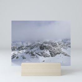 Mountains in June Mini Art Print