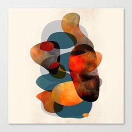 Contemporary III Canvas Print