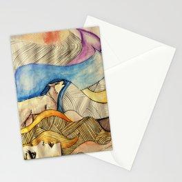 Wolf World Stationery Cards
