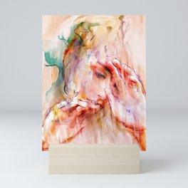 Earnest Mini Art Print