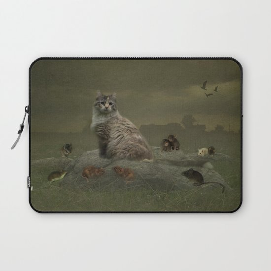 The Mouser Laptop Sleeve