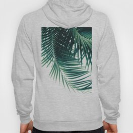 Palm Leaves Green Vibes #4 #tropical #decor #art #society6 Hoody