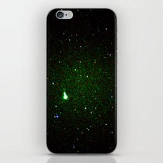 space noise. iPhone & iPod Skin