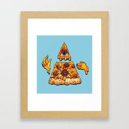 faith at 425f Framed Art Print