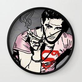 Marlon Brando - Superman Wall Clock