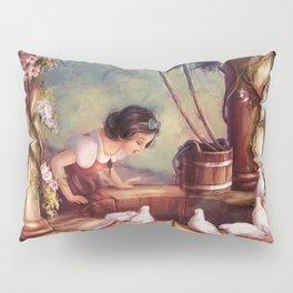 The Wishing Well Pillow Sham